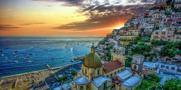 Amalfi Coast by Sunseet
