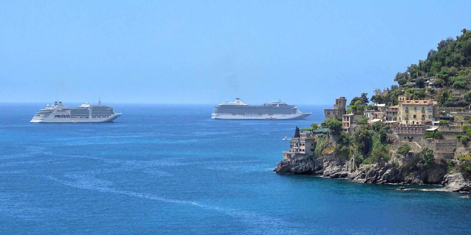 Amalfi cruise port