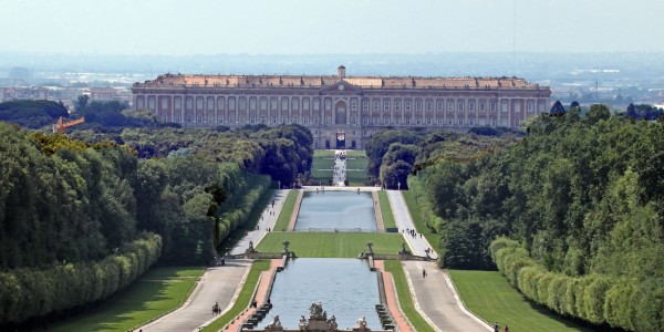 Tour of Caserta Royal Palace & medieval town