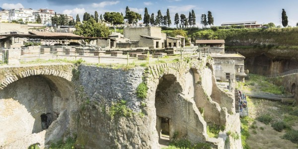 Herculaneum day Tour