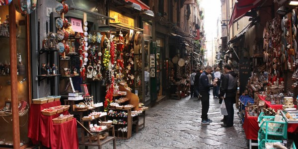 Naples walking and driving tour