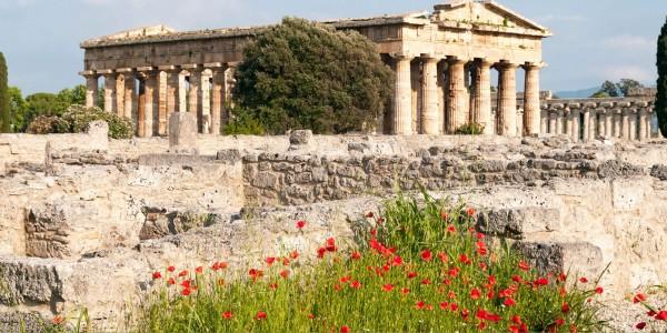 Tour of Paestum