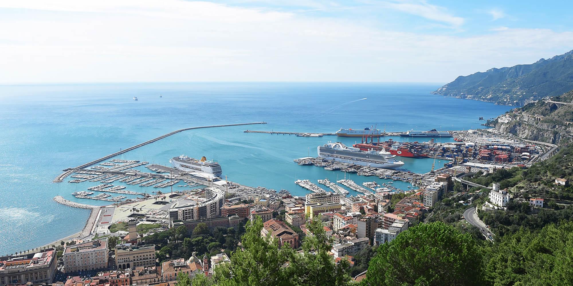 Salerno cruise port