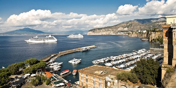 Sorrento Positano & Amalfi coast