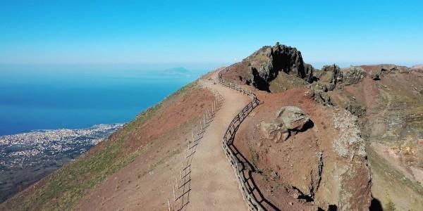 Mount Vesuvius day Tour